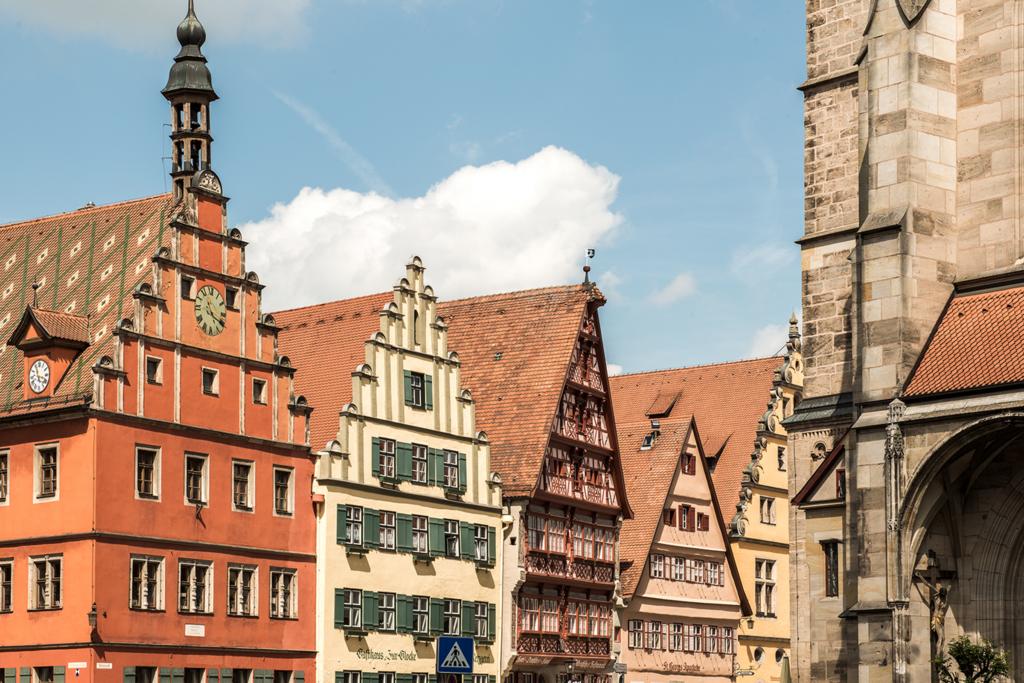 Dinkelsbühl Altstadt