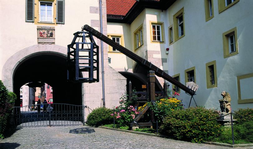 Rothenburg ob der Tauber Kriminalmuseum